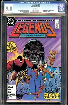 Legends #1