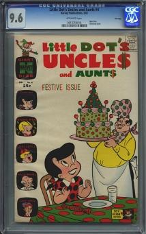 Little Dot's Uncles & Aunts #4