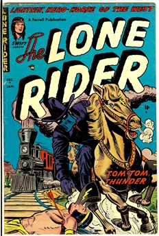 Lone Rider #11
