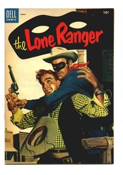 Lone Ranger #81