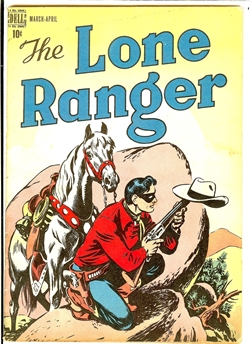 Lone Ranger #2