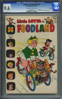 Little Lotta Foodland #23