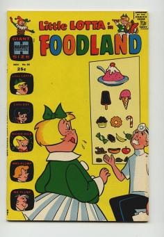 Little Lotta Foodland #20