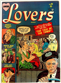 Lovers #38