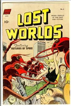 Lost Worlds #6