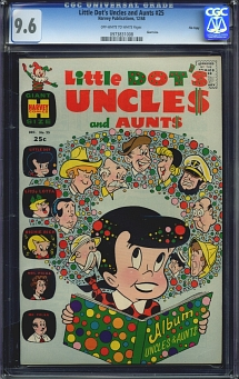 Little Dot's Uncles & Aunts #25