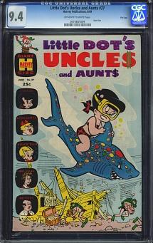 Little Dot's Uncles & Aunts #27