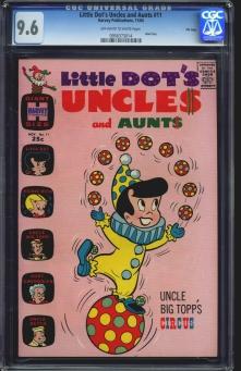 Little Dot's Uncles & Aunts #11