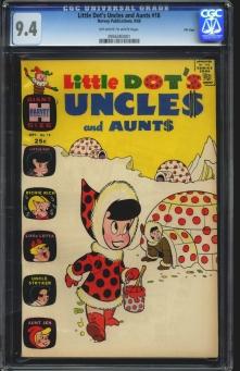 Little Dot's Uncles & Aunts #18