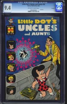 Little Dot's Uncles & Aunts #20