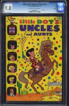 Little Dot's Uncles & Aunts #22