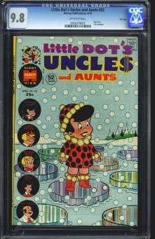 Little Dot's Uncles & Aunts #52