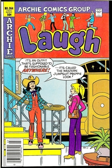 Laugh Comics #364