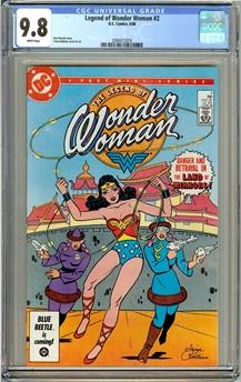 Legend of Wonder Woman #2