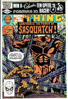 Marvel Two-In-One #83