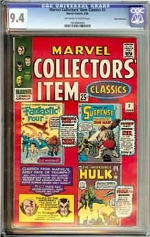 Marvel Collectors' Item #3