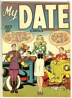 My Date Comics #1
