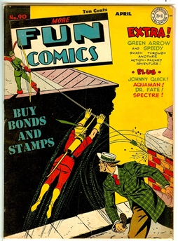 More Fun Comics #90
