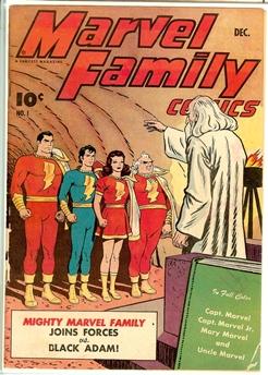 Marvel Family #1