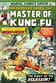 Master of Kung Fu #24