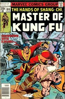 Master of Kung Fu #66