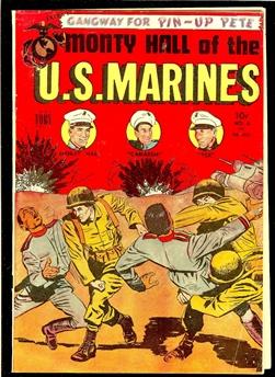 Monty Hall of the U.S. Marines #4