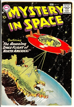 Mystery in Space #44