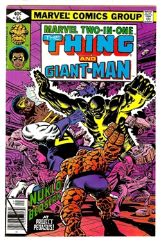 Marvel Two-In-One #55
