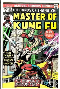 Master of Kung Fu #29