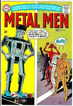 Metal Men #15