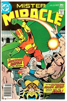 Mister Miracle #20