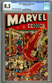 Marvel Mystery #55