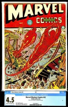 Marvel Mystery #43