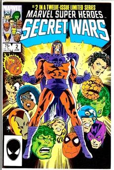 Marvel Super Heroes Secret Wars #2