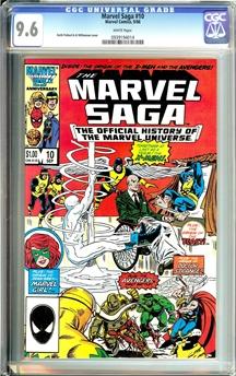 Marvel Saga #10