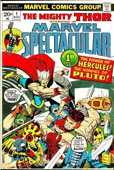 Marvel Spectacular #1