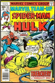 Marvel Team-Up #54