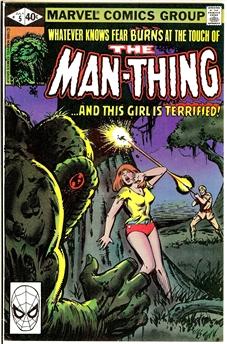 Man-Thing (Vol 2) #5