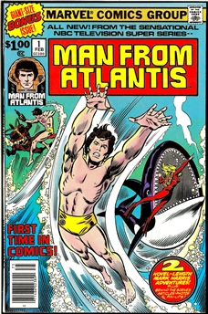 Man From Atlantis #1