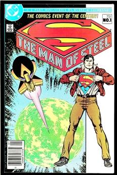 Man of Steel #1