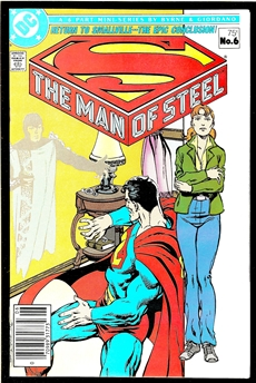 Man of Steel #6