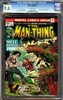 Man-Thing #2
