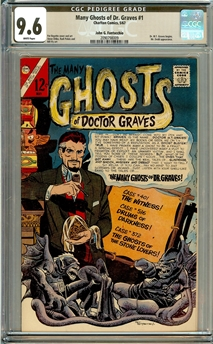 Many Ghosts of Doctor Graves #1
