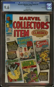 Marvel Collectors' Item #4
