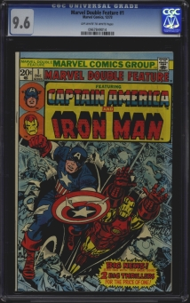Marvel Double Feature #1