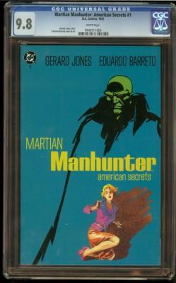 Martian Manhunter: American Secrets #1
