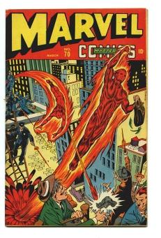 Marvel Mystery #70