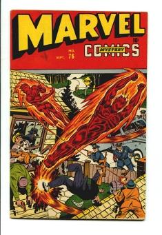 Marvel Mystery #76