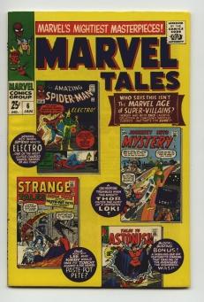 Marvel Tales #6