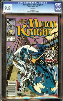 Marc Spector: Moon Knight #5